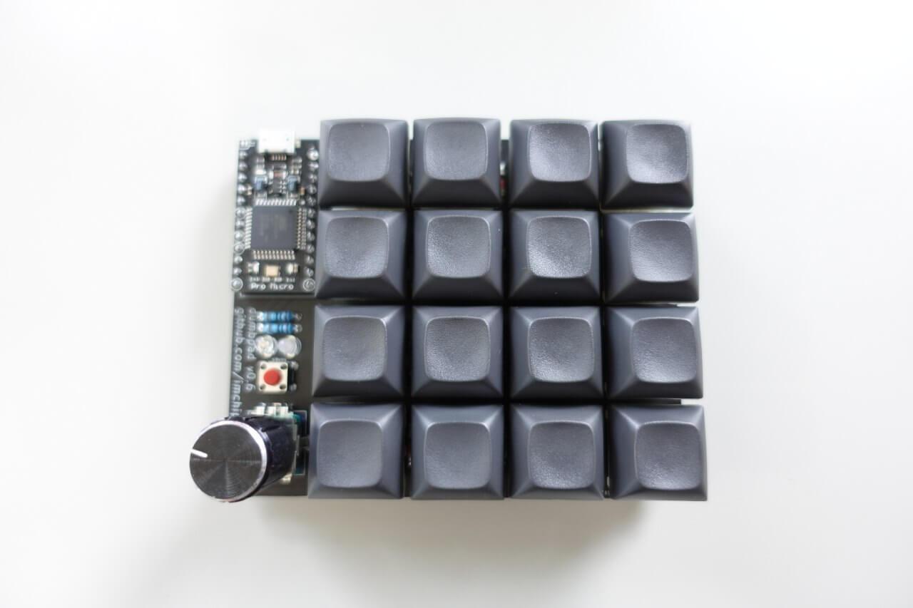 Dumbpad Fad Keycaps 02