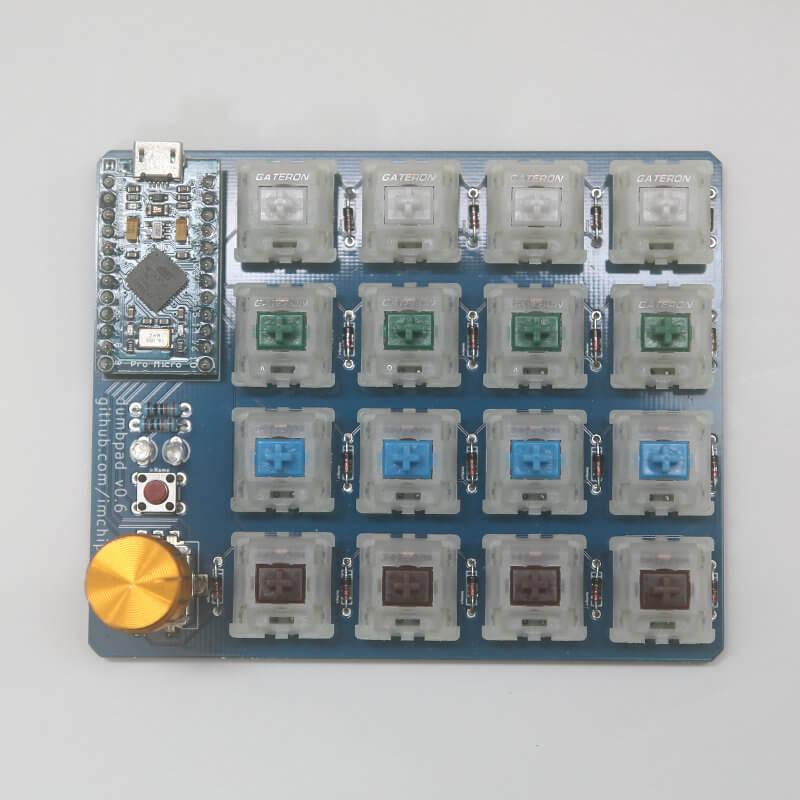 Dumbpad Switch Whiteground 1