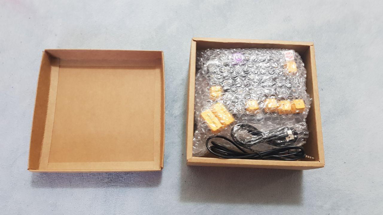 Ergodash Unbox 02
