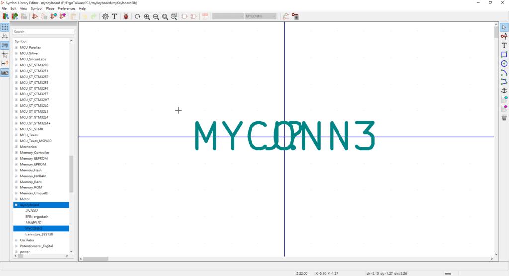 Kicad Myconn3 1