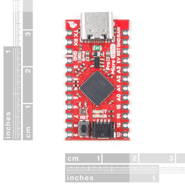 Sparkfun Pro Micro C 02