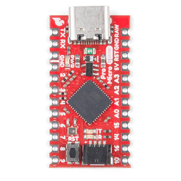 Sparkfun Pro Micro C 04