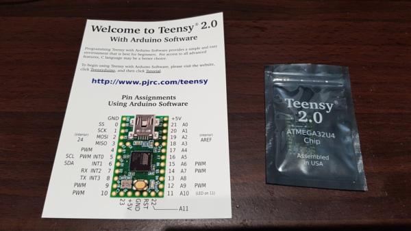 Teensy 2.0