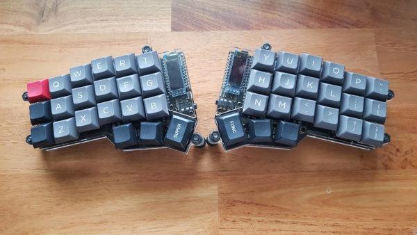 Crkbd Dolch Keycaps 2000w